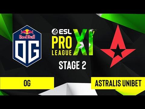 Astralis vs OG vod