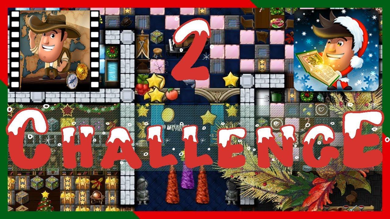 Diggys Adventure Christmas 2021 Achievement
