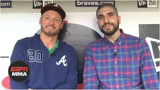 Josh Donaldson plays 'Fair or Foul' with Ariel Helwani | ESPN MMA