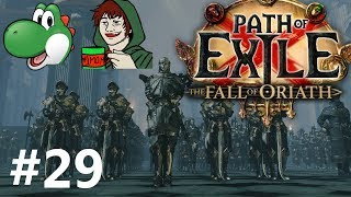 Let's Play Path of Exile 3.0 - Part 29 [ACT 8 TO 9]