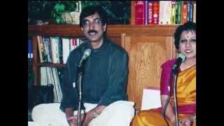 Gana Naayaka - Varnam - Live Carnatic Music Concert