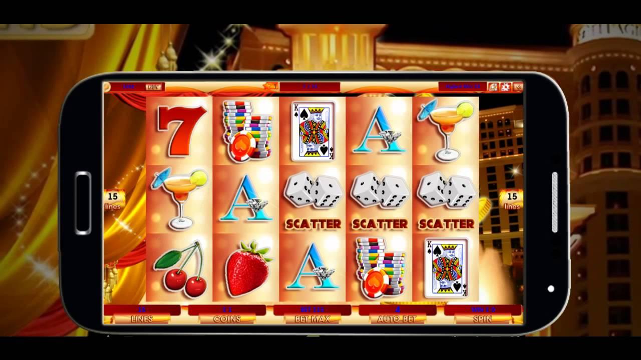 Bellagio Casino Slot - Slot Machine HD FREE on Google Play - YouTube
