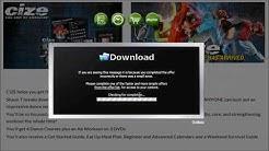 CIZE Download Workout Free