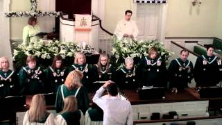 presbyterian church at shrewsbury nj bell choir and choir jesus christ is risen today4