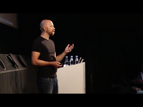 ColdFront16 • Robert Nyman: The future of the web platform
