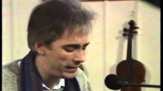 Michael Marra sings Robert Burns