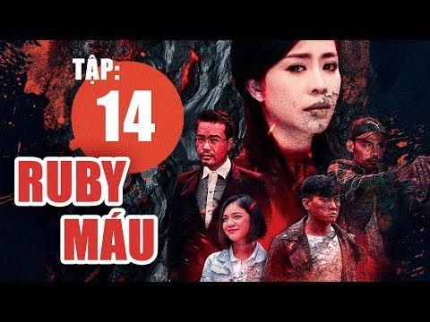 Ruby Máu - Tập 14   Phim hình sự Việt Nam hay nhất 2019   ANTV
