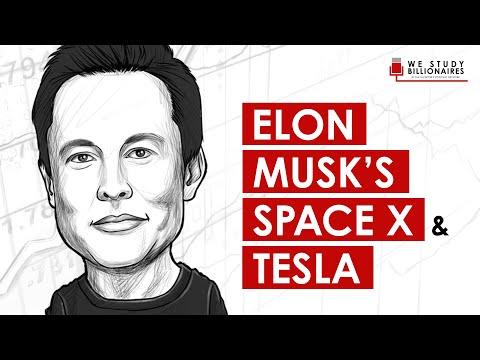 52 TIP: Billionaire Elon Musk - Tesla and SpaceX