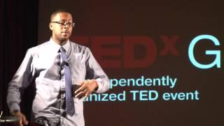 Gentrification: The Atlanta Way | King Williams | TEDxGeorgiaStateU