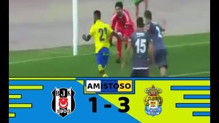 Video Gol Pertandingan Las Palmas vs Besiktas