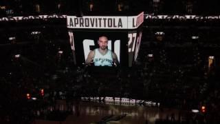 San Antonio Spurs 2016 - 2017 Regular Season Intro 10-29-16