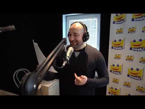 Боби Ваклинов в рими по радио FRESH! 1.02.2019