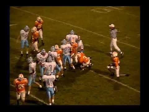 2004 Powell Valley High School Football - J I Burton High School Football 9-24-04