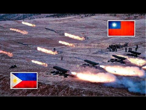 Philippines vs Taiwan Military Power Comparison | Republic of China Army VS Philippine Army 2017