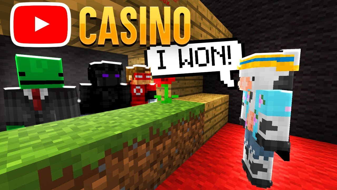 So, I Opened a Casino with YouTubers… *LIVE REACTIONS*