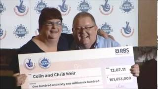 EuroMillions lottery winner: UK ticket-holder claims £93m prize