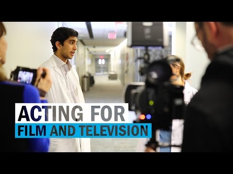 Acting for Film and Television at Humber