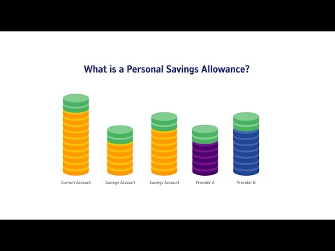 Personal Savings Allowance   Nationwide Building Society