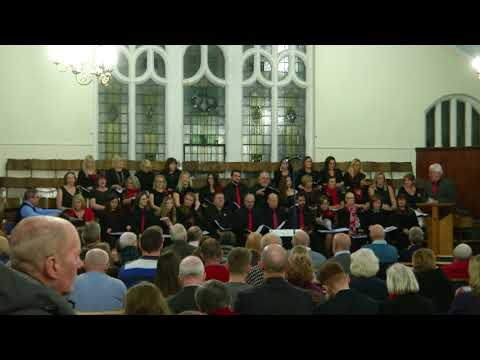 WORDS AND MUSIC 2017 OAKDALE SINGERS With Video