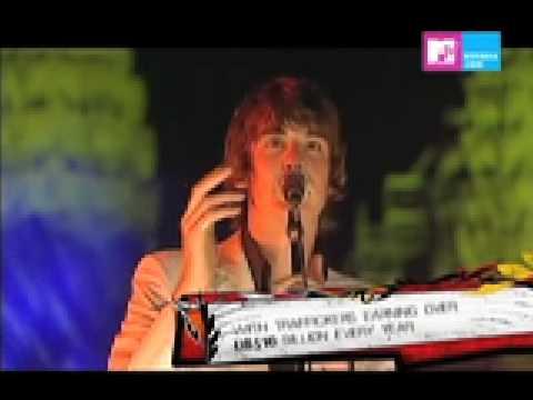 The Click Five - Don't Let Me Go(MTV EXIT Cambodia)