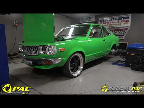 BilletbyPAC 12a Turbo Screaming on the Dyno 'RX3SUM' - YouTube