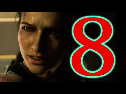 Resident Evil 3 Remake - Part 8 - Hunter Gamma! Exploring The Sewers!
