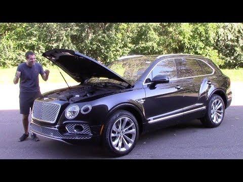 Вот почему Bentley Bentayga стоит  $250 000