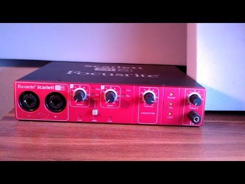 Geräte um Musik zuhause aufzunehmen / Dein hauseigenes Tonstudio benutzen