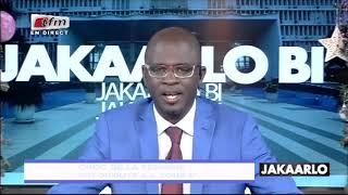 REPLAY - Jakaarlo Bi - Invités : Me NDIAYE & DJIBRIL FALL - 21 Décembre 2018 - Partie 1