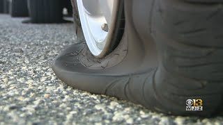 Multiple Tires Slashed In North Baltimore Overnight