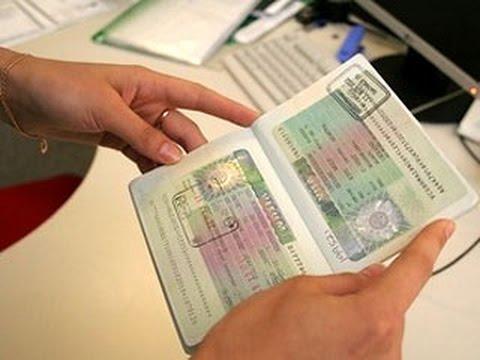 Шенгенская виза Италия. Регистрация на сайте визового центра
