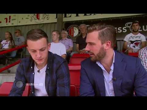 Reportage: met debutant Justin Bijlow terug naar Varkenoord