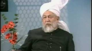 Liqa Ma'al Arab #158 Question/Answer English/Arabic by Hadrat Mirza Tahir Ahmad(rh), Islam Ahmadiyya