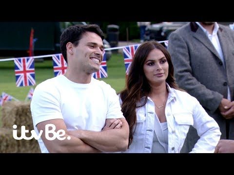 TOWIE | Jordan and Myles' Big Argument Over Courtney | ITVBe