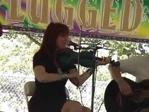 Lisa Haley @ 2007 Simi Cajun Creole Music Fest. - Cajun Culture Workshop