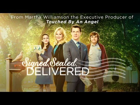 Preview - Signed, Sealed, Delivered Season 1 - Hallmark Movies Now