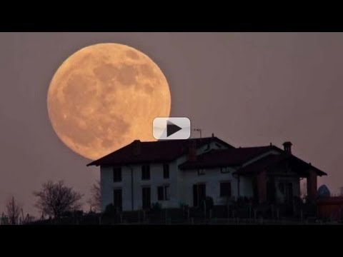 What Is A Supermoon Video Youtube