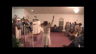 Kisten JoyAnn Jamison- Oh give thanks/Fill me up/Worship Melody