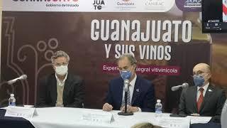 Posicionar y promover la Industria vitivinícola de Guanajuato