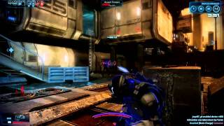 Mass Effect 3 PC Demo - Multiplayer Vanguard 1