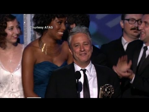 Emmys 2012 Winners: 'Modern Family,' Jon Stewart; Tracy Morgan 'Passes Out'