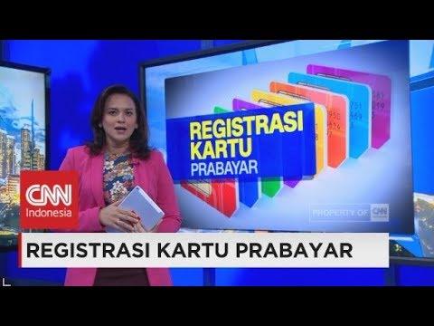 Begini Cara Registrasi Kartu Prabayar Tervalidasi: Simpati, Indosat, Telkomsel, XL, dll