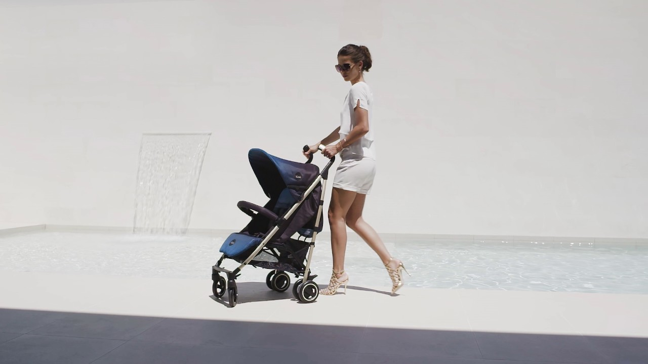 iCoo Pace Buggy Mocca