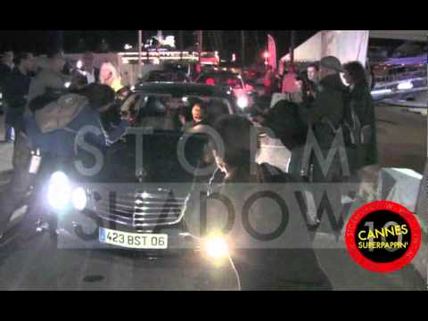 Lindsay Lohan falls in Cannes and crazy night after that...