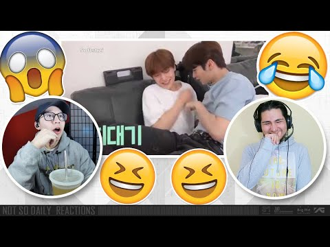 Stray Kids | Lee Know Being A Meanie And Annoying His Members | NSD REACTION