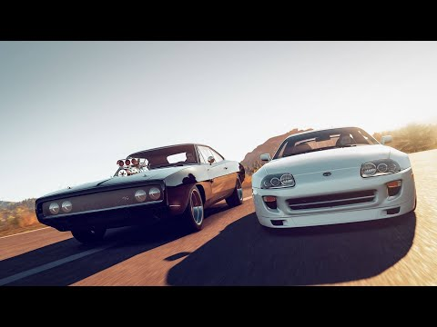 G-Eazy - Get Back Up feat. Eminem & Anna (Fast and Furious)