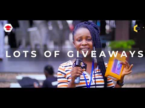 Highlights from campusBCAT2019 in University of IBADAN, Nigeria | Cryptotvplus