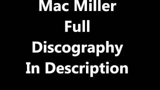 Mac Miller - Discography   All Albums.torrent download