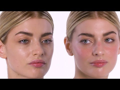 How-To BLUSH: Flushed and Glowing Cheeks with Summer Freckles I M·A·C Tutorial