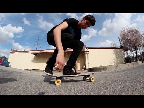 10 Tricks on a Cruiser Board?!